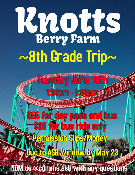 Knotts Berry Form